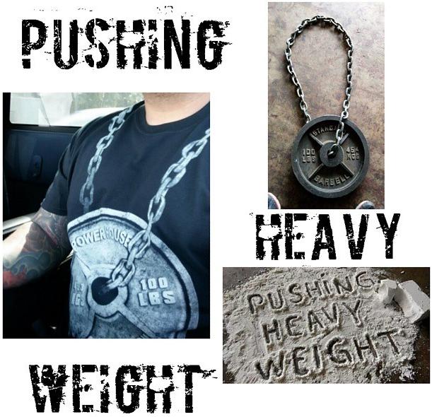 pushingheavyweight